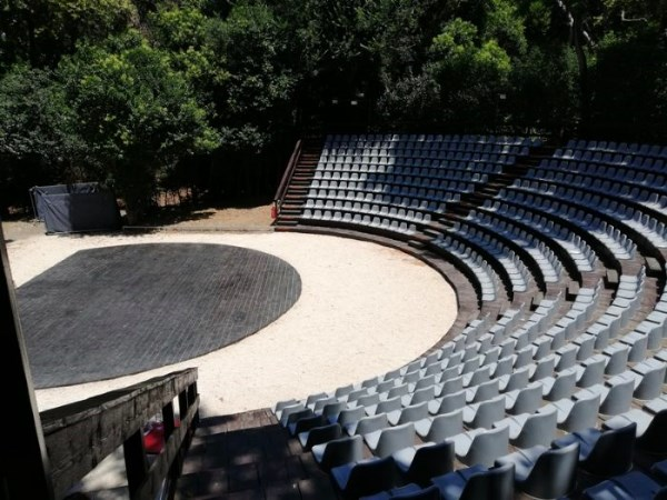 Ξανά ανοιχτό μετά από χρόνια, το Θέατρο του Μον Ρεπό