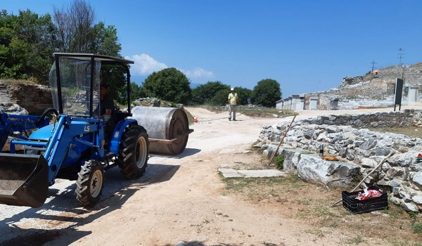 Έργα για ευκολότερη πρόσβαση ΑμεΑ στο Αρχαίο Θέατρο Φιλίππων (Δήμος Καβάλας)
