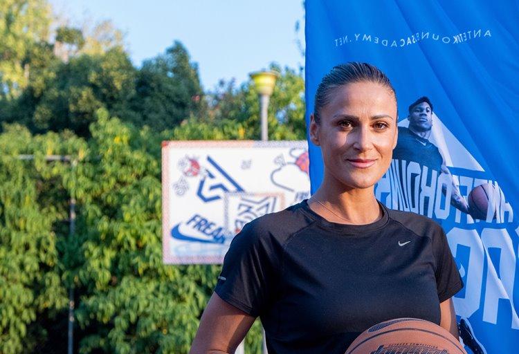 Αναστασία Κωστάκη επικεφαλής προπονήσεων στην AntetokounBros Academy