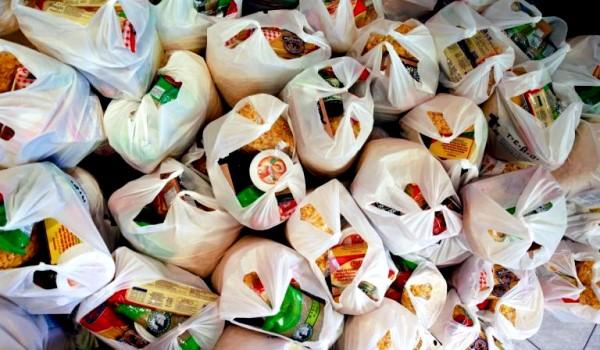 Δωρεάν Διανομή τροφίμων στους Δήμους Βέροιας και Νάουσας