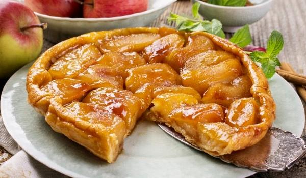 «Ανάποδη μηλόπιτα»: Παραδοσιακή συνταγή από Ελληνικά μήλα