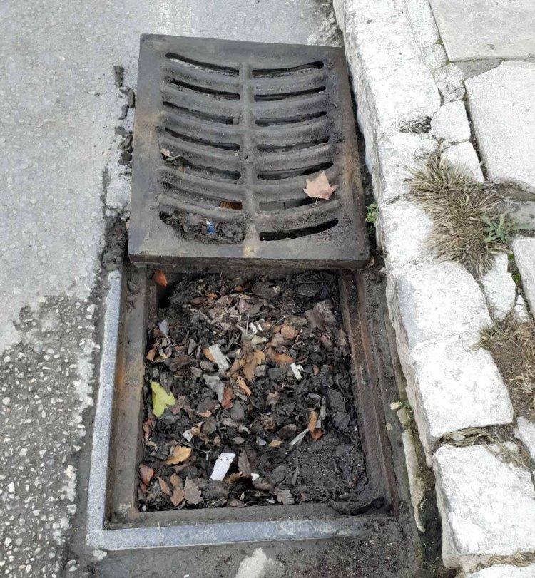 καθαρισμός φρεατίων στο Δήμο Δέλτα