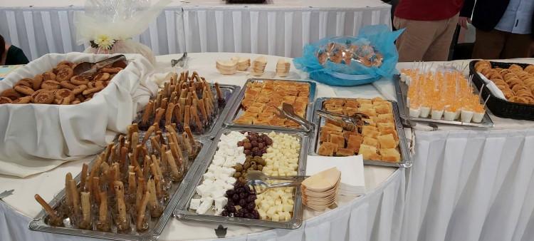 Οι επισκέπτες του Φεστιβάλ Γαστρονομίας & Τοπικών προϊόντων είχαν την ευκαιρία να δοκιμάσουν τοπικές γεύσεις από την Άρτα