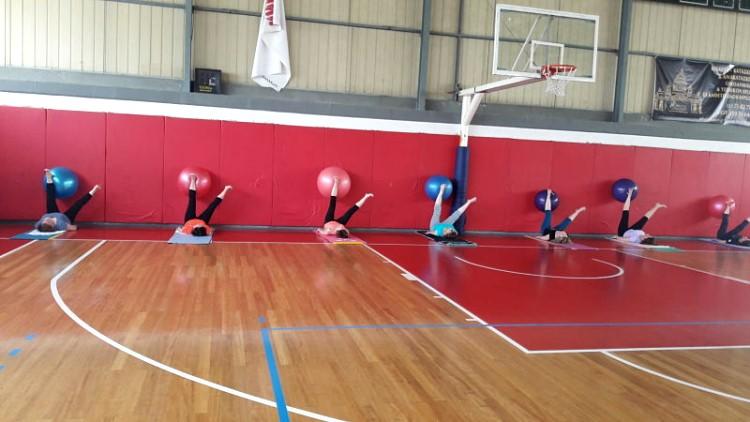 Άθληση για όλους στο Δήμο Χαλανδρίου Γυμναστική Ενηλίκων