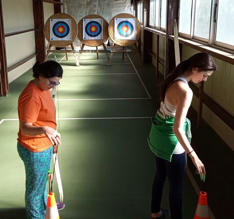 Άθληση για όλους στο Δήμο Χαλανδρίου Μαθήματα Τοξοβολίας