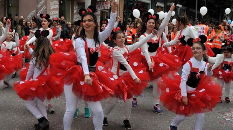 Αρχίζουν οι Καρναβαλουπόλεις στο Δήμο Πάτρας