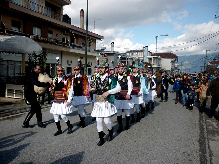 Μωμόγεροι στο Δήμο Ιωαννίνων