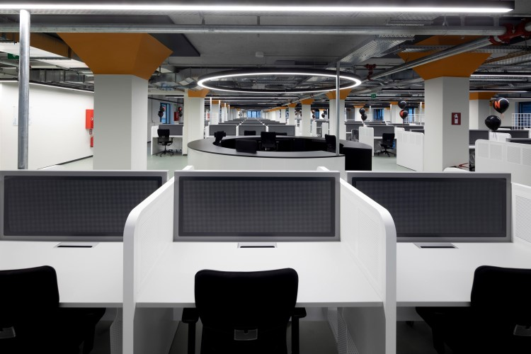 Πρότυπη Αστική Ανάπλαση στο Δήμο Πειραιά Κτίριο σύγχρονα γραφεία