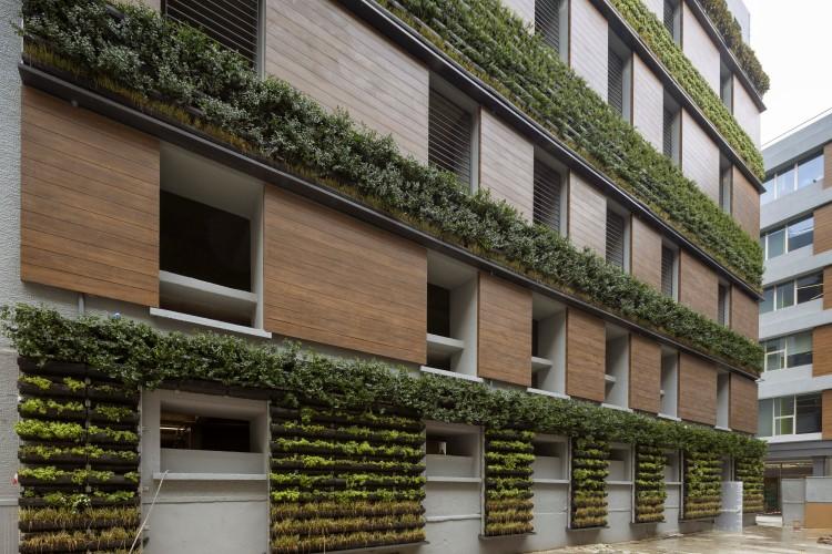 Πρότυπη Αστική Ανάπλαση στο Δήμο Πειραιά Κτίριο φιλικό προς το περιβάλλον
