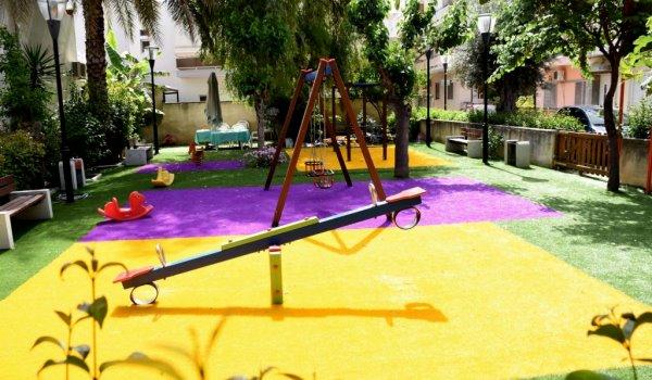 Ανακατασκευές σε Παιδικές Χαρές του Δήμου Μοσχάτου-Ταύρου