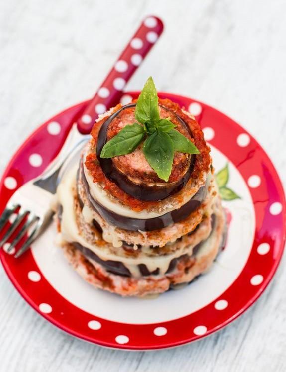 Το φαγητό που μοιάζει με γλυκό αλλά είναι από μελιτζάνα