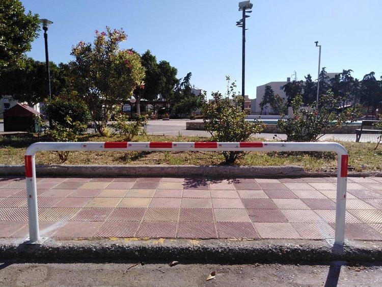 Παρεμβάσεις για πεζούς και ΑμεΑ στο Δήμο Μαλεβιζίου 1