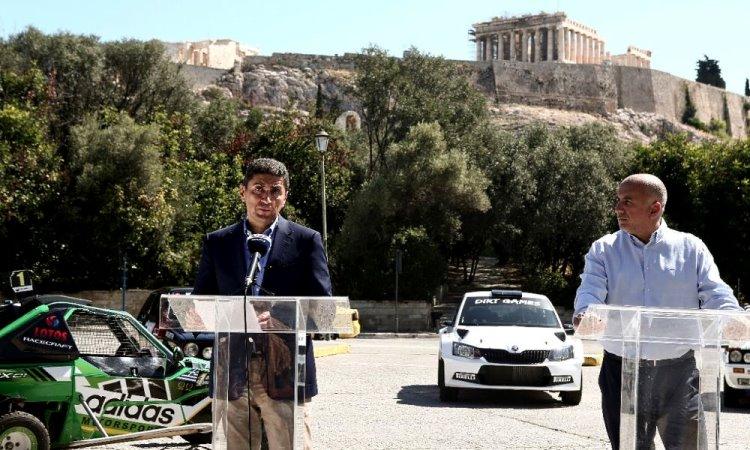 Το WRC επιστρέφει την Ελλάδα Οι δηλώσεις του κ. Αυγενάκη