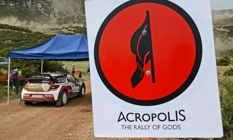 Το WRC επιστρέφει την Ελλάδα Το Rally Acropolis άραγε