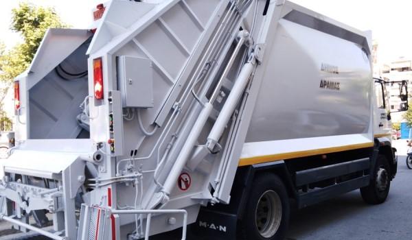 Αναβάθμιση στόλου καθαριότητας για τον Δήμο Δράμας