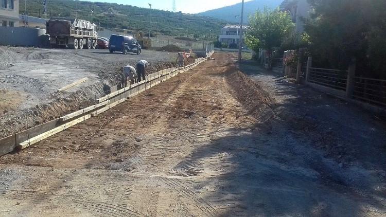 Εργασίες ασφαλούς πρόσβασης σε Σχολεία του Δήμου Θέρμης