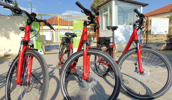 Ευρωπαϊκή εβδομάδα Κινητικότητας με ποδήλατα και ηλεκτροκίνηση στο Δήμο Γρεβενών