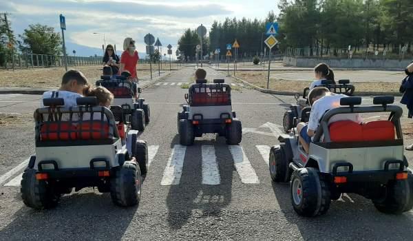 Σε λειτουργία το Πάρκο Κυκλοφοριακής Αγωγής στη Θήβα