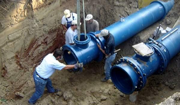 Έργα ύδρευσης 13,3 εκ ευρώ στο Δήμο Θέρμης