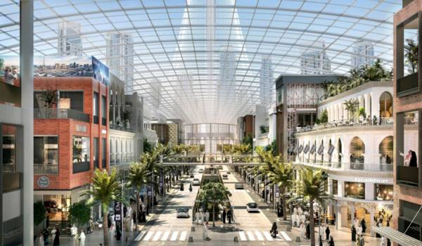 Ανοιχτό Εμπορικό κέντρο Τρίπολης: έπεσαν οι υπογραφές υλοποίησης