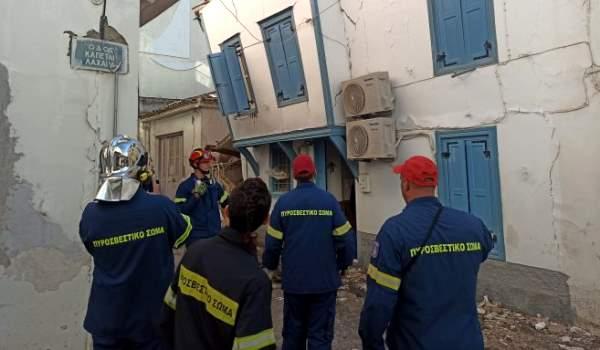Επικαιρότητα: Ισχυρότατος Σεισμός στη Σάμο