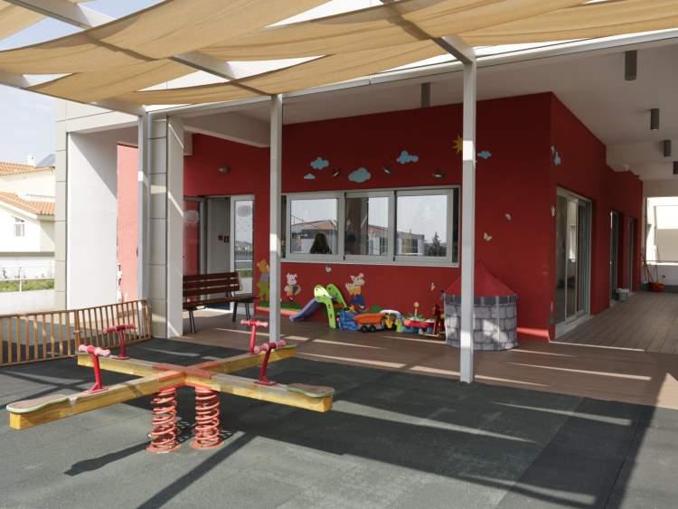 Αλλάζει όψη το Πάτημα Χαλανδρίου - Νέος παιδικός σταθμός