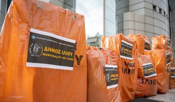Μήνυμα Αλληλεγγύης από τον Δήμο Ιλίου στους πληγέντες της Σάμου