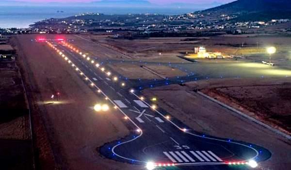 Νέο Αεροδρόμιο Πάρου: Επένδυση 47 εκ ευρώ