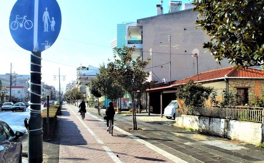 Τα 10+1 μεγάλα έργα που αλλάζουν τα Τρίκαλα Ποδηλατόδρομοι