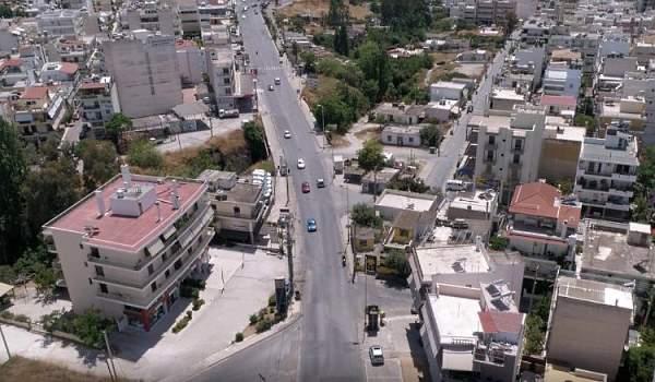 Ξεκινάει η ανάπλαση του κεντρικότερου δρόμου στο Δήμο Αγ.Δημητρίου