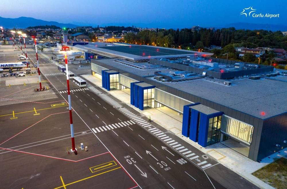 Τα 14 αεροδρόμια της Ελλάδας που πλέον θυμίζουν...Ευρώπη Κέρκυρα