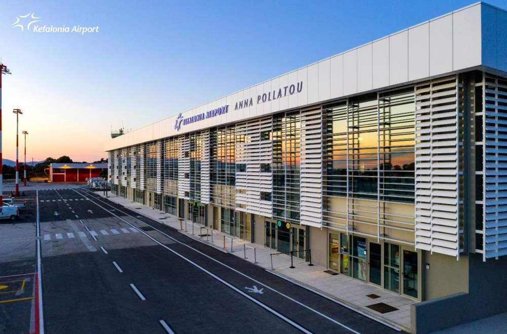 Τα 14 αεροδρόμια της Ελλάδας που πλέον θυμίζουν...Ευρώπη Κεφαλονιά