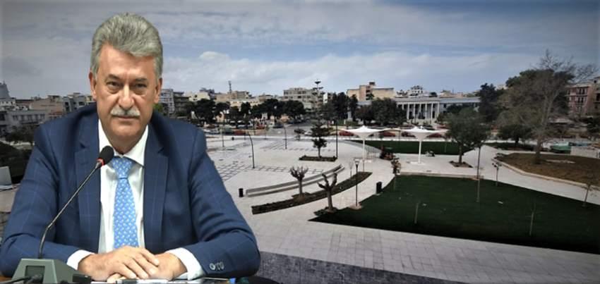 03 Συνέντευξη Δήμαρχος Κορίνθου Βασίλης Νανόπουλος ΔΗΜΟΙGR