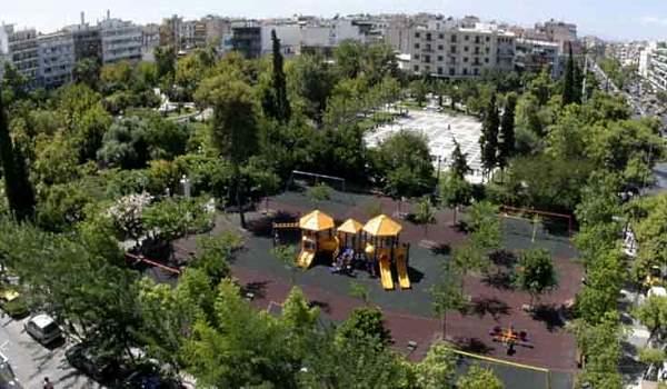 Αναβάθμιση για την Πλατεία Δαβάκη στη Καλλιθέα