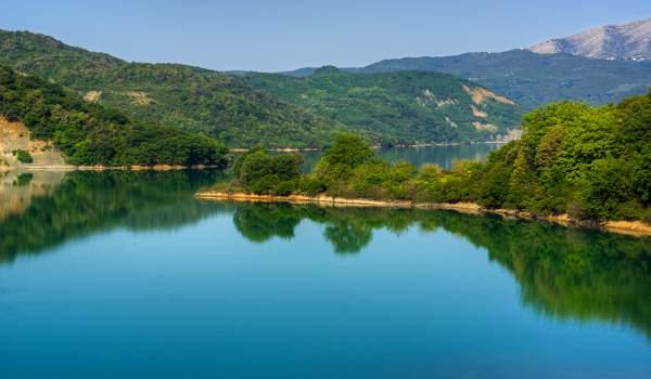 Φράγμα Σισανίου (Δήμος Βοΐου): Οικοτουριστική ανάπτυξη της παραλίμνιας περιοχής