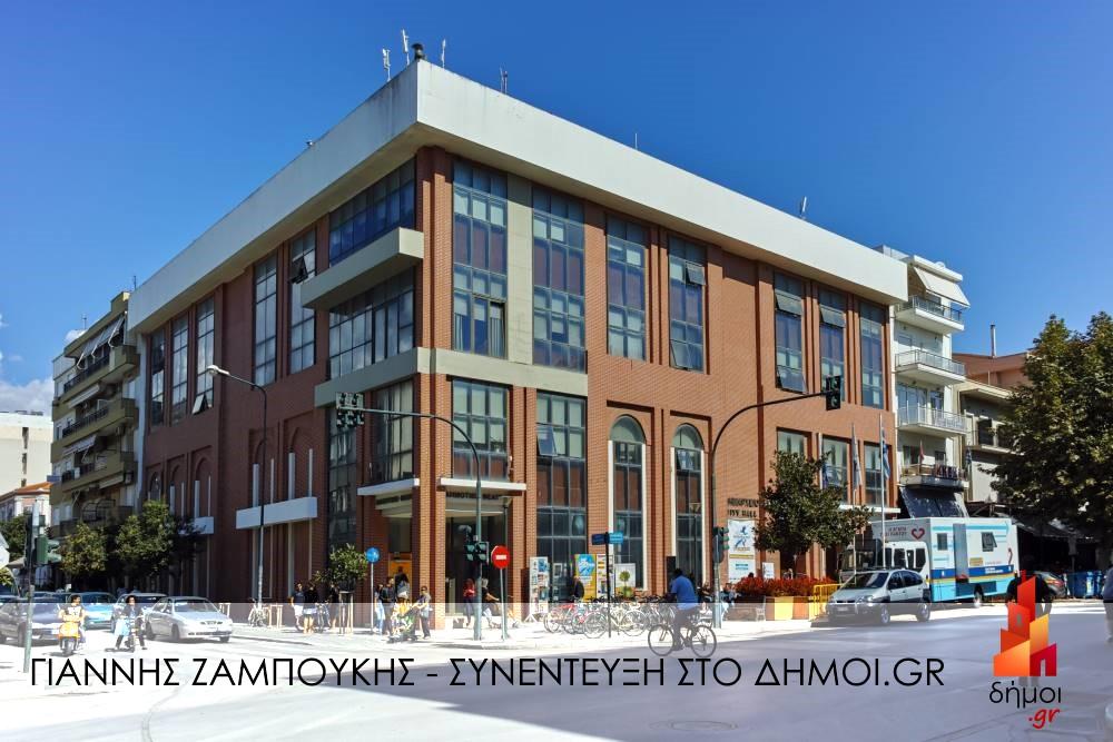 Το Δημαρχείο Αλεξανδρούπολης