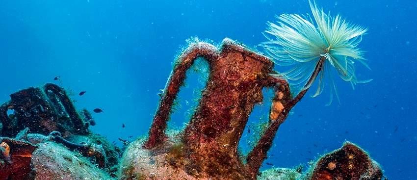 Το πρώτο Παγκόσμιο Πάρκο Αρχαίων Ναυαγίων, στην Αλόννησο!