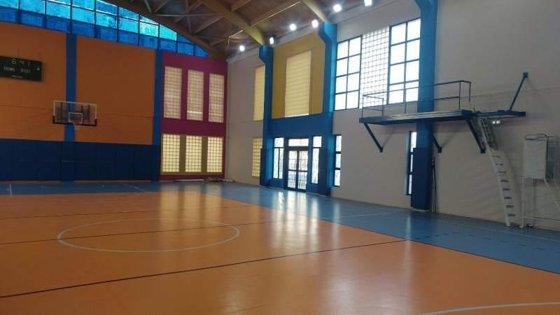 Αναβάθμιση για το Κλειστό Γήπεδο Μπάσκετ στην Νέα Ιωνία