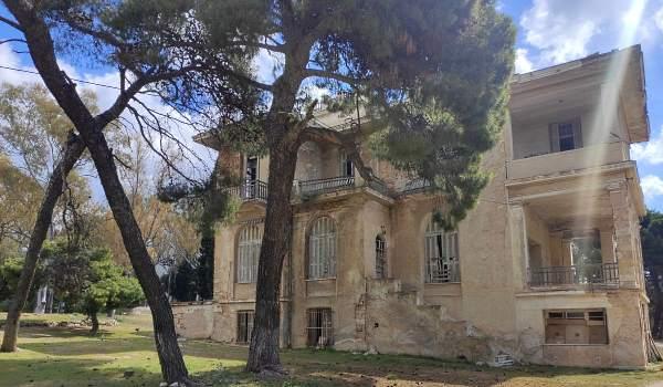 Το Κτήμα ΦΙΞ στον Δήμο Ηρακλείου, μετατρέπεται σε Πάρκο;
