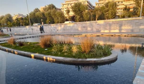 Κήπος του Νερού: Ολοκληρώθηκαν οι εργασίες ανακαίνισης από τον Δήμο Θεσσαλονίκης