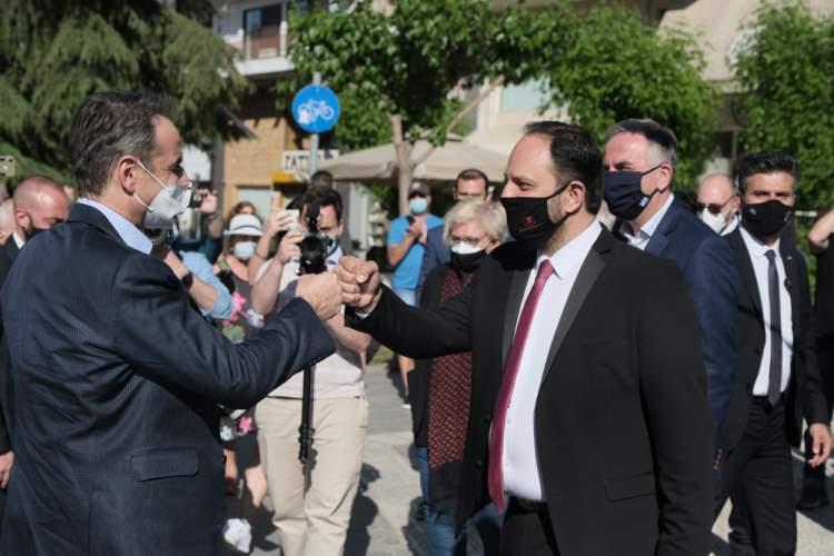 02 Ιωάννης Δαρδαμανέλης (Δήμαρχος Καλαμαριάς) Αποκλειστική Συνέντευξη στο ΔΗΜΟΙGR Πρωθυπουργός