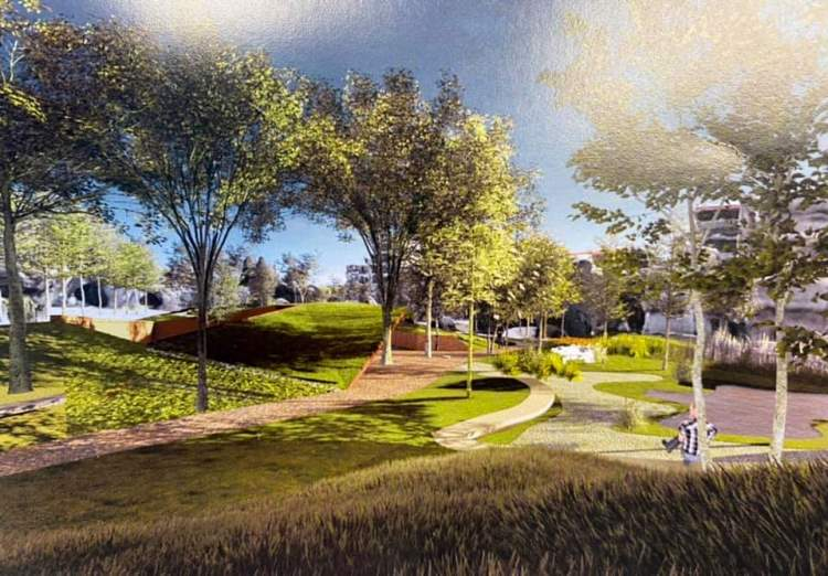 07 Ιωάννης Δαρδαμανέλης (Δήμαρχος Καλαμαριάς) Αποκλειστική Συνέντευξη στο ΔΗΜΟΙGR Sensory Garden
