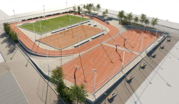Νέος πολυχώρος αθλητικών εγκαταστάσεων από τον Δήμο Χανίων