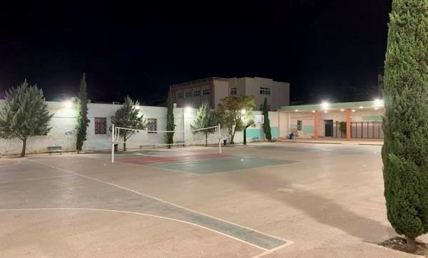 «Έξυπνος» φωτισμός για 1η φορά σε Σχολείο από τον Δήμο Αγ.Αναργύρων-Καματερού
