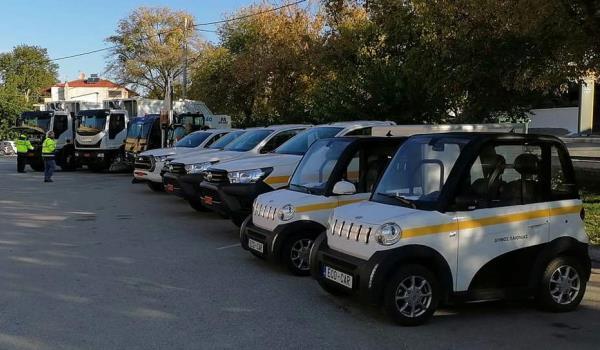 Εκσυγχρονισμός οχημάτων στον Δήμο Παιονίας (ΦΩΤΟ)