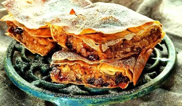 Κολοκυθόπιτα γλυκιά της Γιαγιάς (Συνταγή)