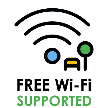 WiFi SUPPORTED