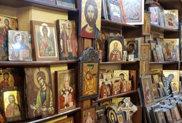 Zindros Byzantine Icons Workshop